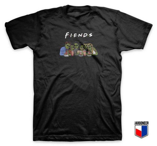 Zombie Friends T Shirt