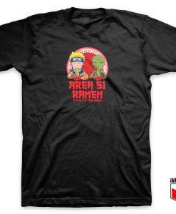 Area 51 Ramen T Shirt