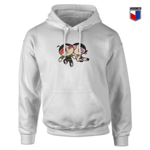 Buttercup Kissing Butch Hoodie