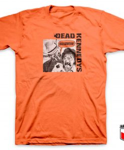 Dead Kennedys Halloween T Shirt