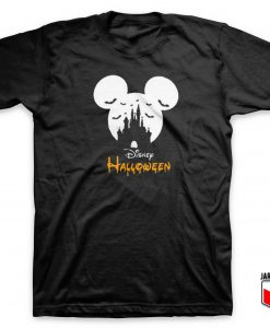Disney Mickey Halloween T Shirt