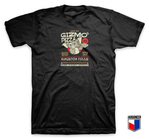 Gizmo's Pizza T Shirt