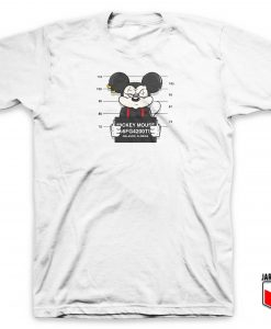 Mickey Bad Posse T Shirt