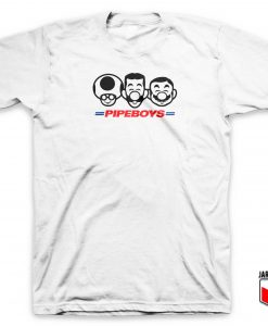 Pipe Boys Squad T Shirt