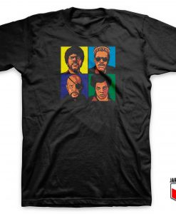 Pop Art Sam Jackson T shirt