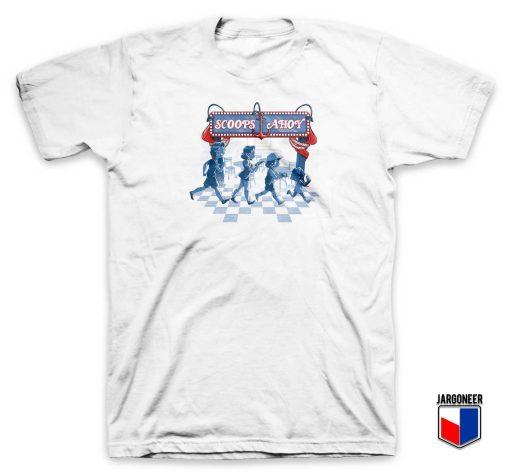 Scoops Ahoy T Shirt