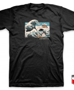 The Great Spirit Wave T Shirt