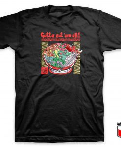 Poke Bowl Soup T Shirt