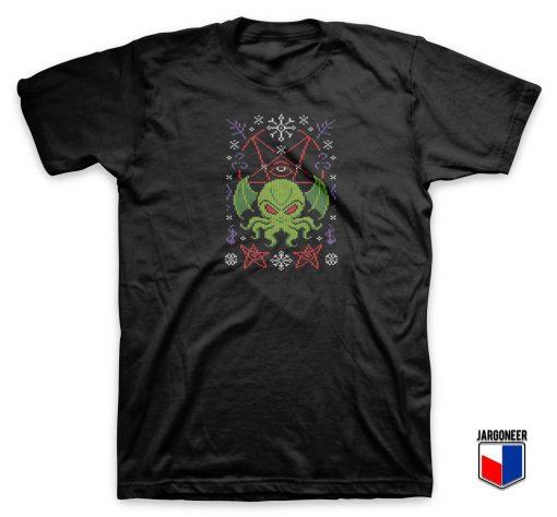 Cthulhu Merry Cthulhu T Shirt