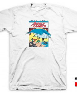 DC Comic - Aquaman Comics T Shirt