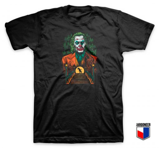 DC Comic Joker Reborn T Shirt