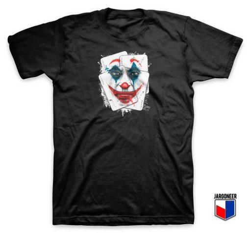 DC Comic Smile Joker Card T Shirt