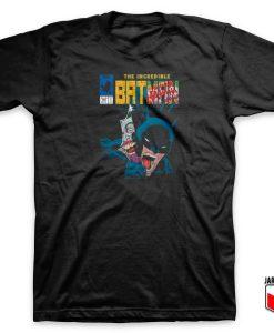 DC Comics The Incredible Bat T Shirt