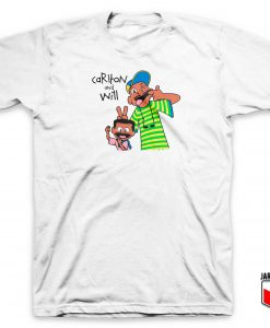 Fresh Prince Bel Air - Carlton and Will T Shirt