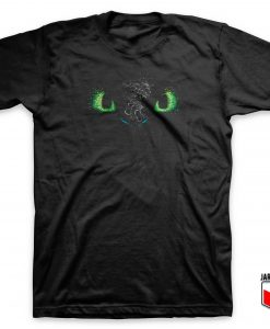 HTTYD - The Eyes Of The Dragon T Shirt