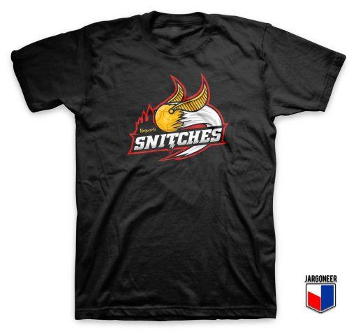 Hogwarts Snitches Championship T Shirt