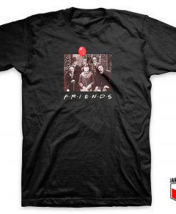 Horror Friends Squad T Shirt