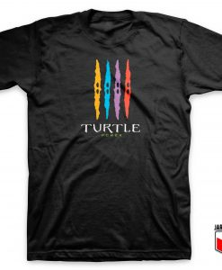 TMNT - Turtle Power Energy Drink T Shirt