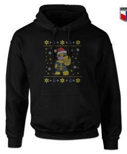 Baby Thanos Ugly Christmas Hoodie