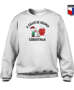 Charlie Brown Christmas Sweatshirt