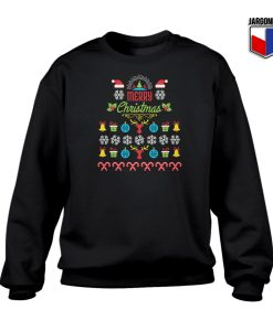 Merry Christmas Ugly Sweatshirt
