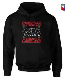 Stranger Christmas Things Hoodie