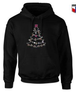 Stranger Things Christmas Tree Hoodie