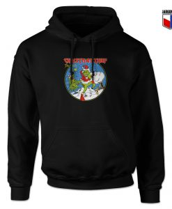 The Grinch Christmas Thief Hoodie