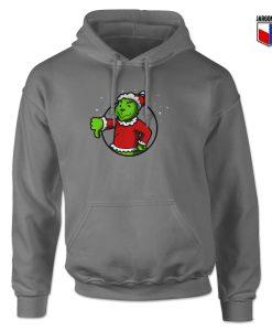 Christmas Vault Grinch Hoodie