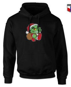 Grinch Bross Christmas Hoodie