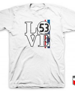 Love 53 Herbie T Shirt