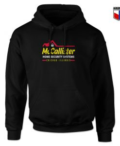 McCallister Home Security System Hoodie