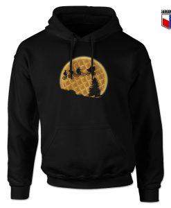 Stranger Things Waffle Moon Hoodie