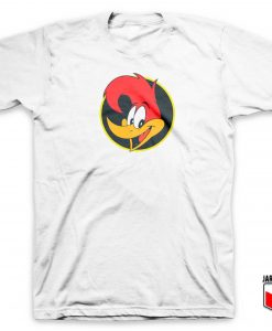 Vintage Woody Woodpecker T Shirt