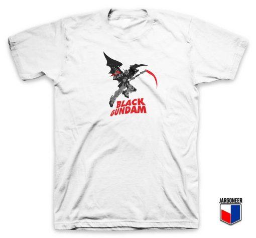 Black Gundam Deathscythe T Shirt