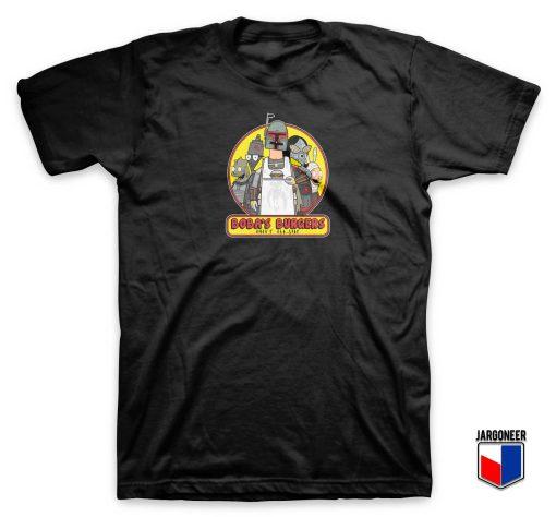 Boba Burgers T Shirt