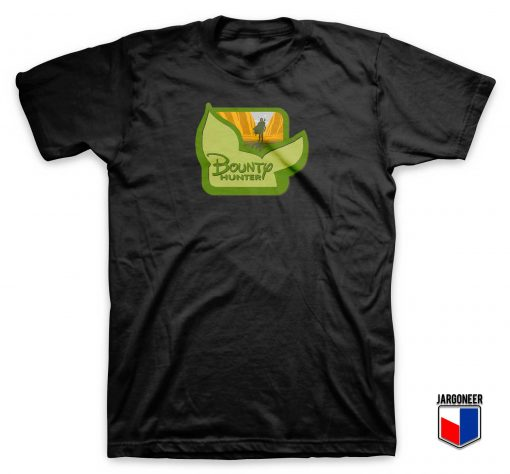 Bounty Hunter Channel T Shirt