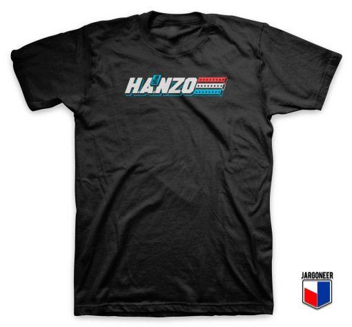 Hattori Hanzo G.I. Joe Logo T shirt