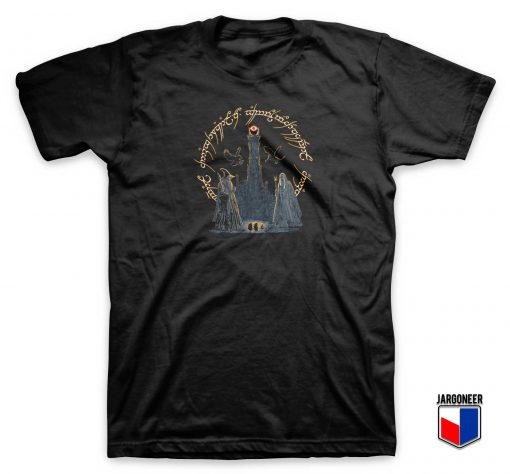 Journey Through Middle Earth T Shirt