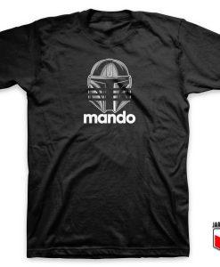 Mando Sport Logo T Shirt