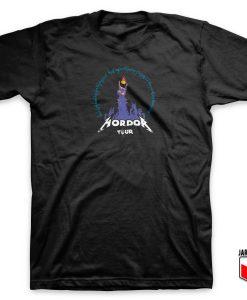 Road To Mordor Tour T Shirt