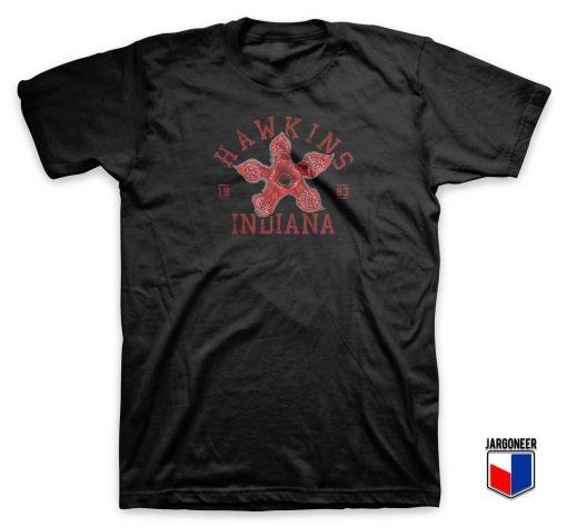 Hawkins Indiana 1983 T Shirt