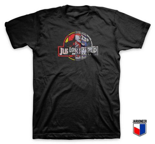 Jurassic Park 25th Anniversary T Shirt