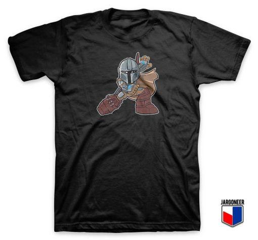 Mega Mando Man T Shirt