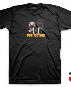 Pug Fiction T Shirt