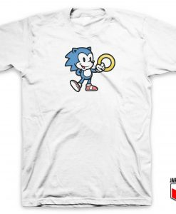 Vintage Sonic T Shirt