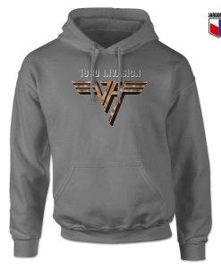 Van Halen 1980 Invasion Hoodie