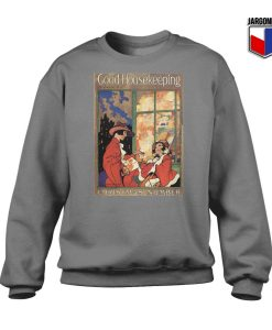 Good Housekeeping Christmas Number Sweatshirt