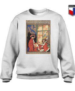 Good Housekeeping Christmas Number Sweatshirt