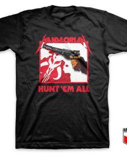 Mandalorian-Hunt-'Em-All-T-Shirt